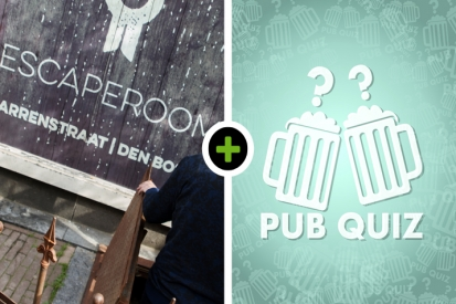 Escape room - Pubquiz (versie 2021)