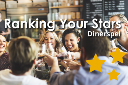 Ranking your Stars dinner game