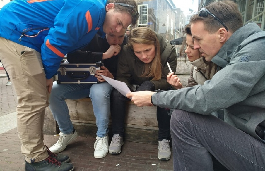 Escape City Den Bosch