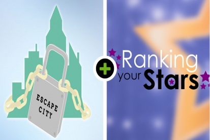 Escape City - Diner - Ranking your Stars!
