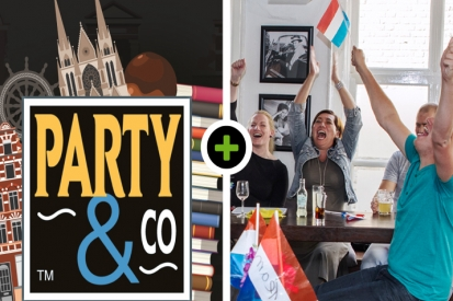 Party & Co - Lunch - Ik hou van Holland