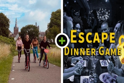 Steppen - Escape Dinner Game