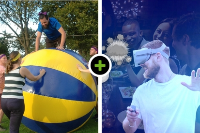 Zeskamp - VR Dinner Game